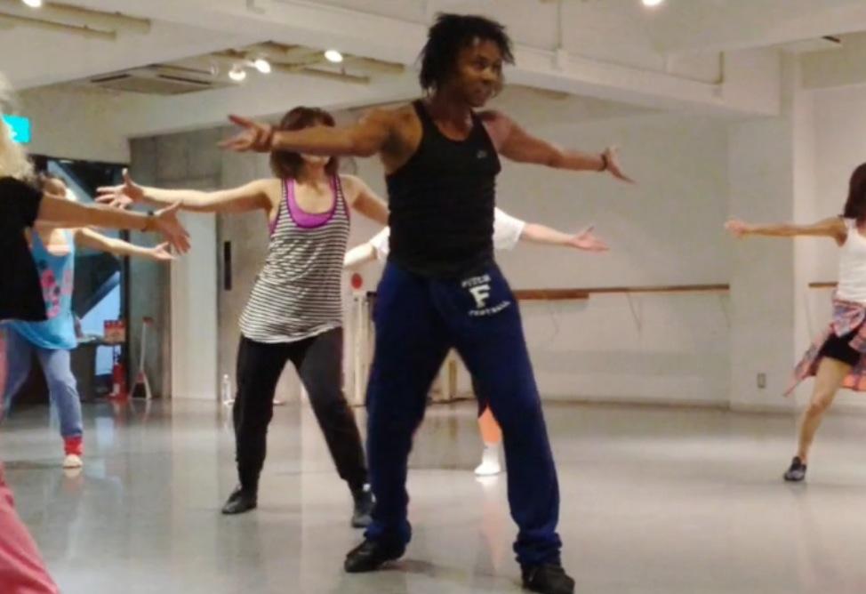 Shaun先生にとってダンスとは
