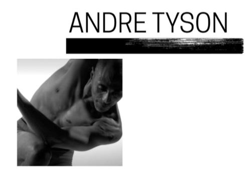 Andre Tyson/創作基礎ワークショップ