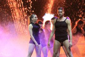 ブロードウェイダンスセンターでMarco先生が行うオーディションで、ダンサーに求める条件は何ですか?