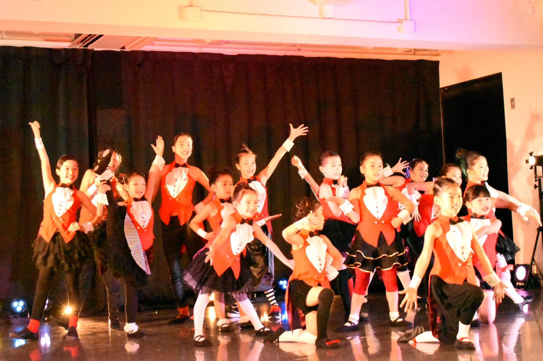 DANCE LABは新たな発見や経験のできるイベント